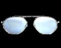 Clear Eye Glass Frame- Code- E24 (#099)
