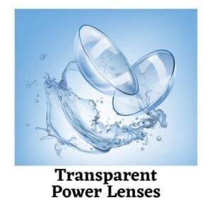 Transparent Power Lenses